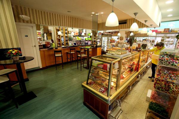 Pastelería Iturbe en Logroño